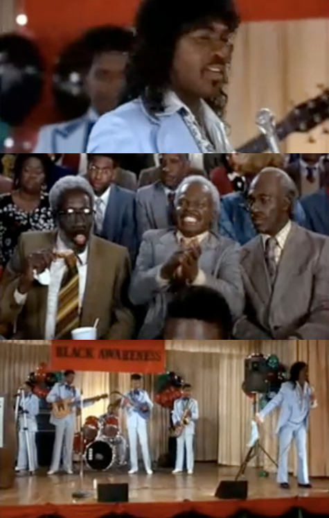 Sexual chocolate band coming america